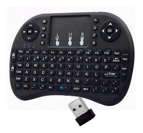 Mini Teclado com Touchpad