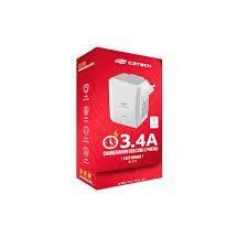 Carregador USB com 3 Portas 3.4A C3TECH UC-310