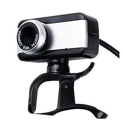Web Câmera BPC V4 1.5Mpixel - Rotação 360° graus - com Microfone