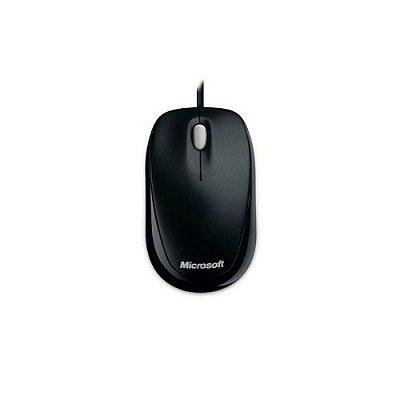Mouse - Usb - Microsoft Compact Optical - Preto - U81-00010