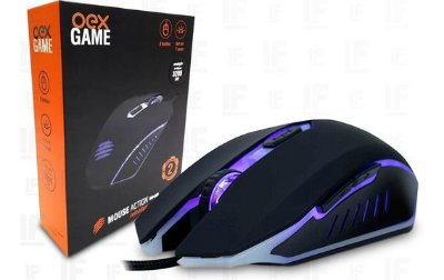 Mouse Gamer - Action Reloaded - MS300 - OEX