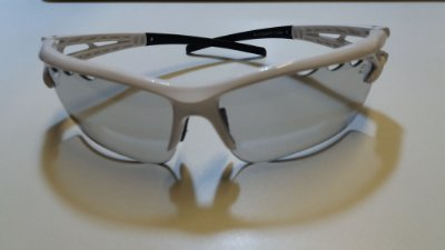 OCULOS REDD CROSSOVER WHITE - 5 LENTES - PHOTOCHROMIC