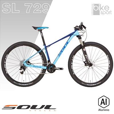 BIC. ALUMINIO SL729 20V AZUL GX