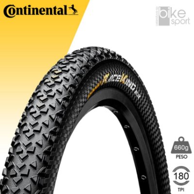 PNEU CONTINENTAL RACE KING 29X2.2 - PERFORMANCE - PRETO/DOBRAVEL