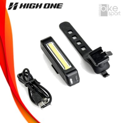 VISTA LIGHT DIANT 4 FUNCOES C/RECARGA USB PTO Ref: HOLUZ0022 Marca: HIGH ONE