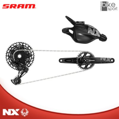GRUPO DE PECAS SRAM NX EAGLE DUB 12V 175MM DIRECT MT 32T