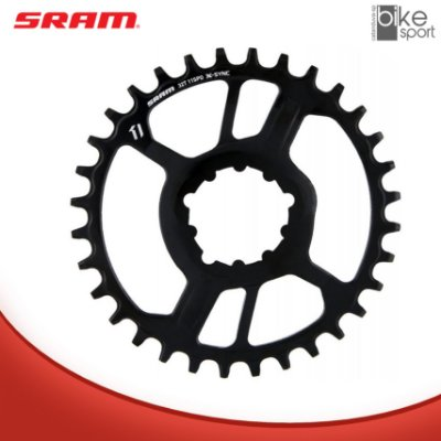 COROA SRAM X-SYNC DE ACO DIRECT MOUNT 32T 3MM OFFSET