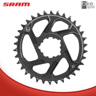 COROA SRAM GX EAGLE DIRECT MOUNT 30T 6MM OFFSET PRETA