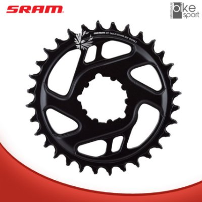 COROA SRAM GX EAGLE DIRECT MOUNT 32T 6MM OFFSET PRETA