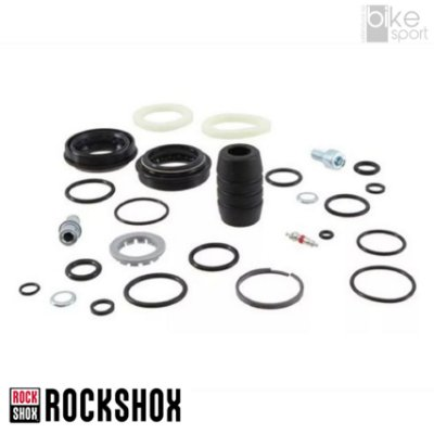 KIT REPARO SUSPENSAO ROCK SHOX XC32 SOLO AIR - COMPLETO