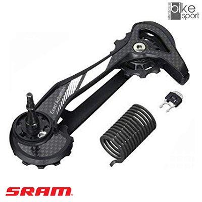 KIT REPARO CAMBIO TRASEIRO SRAM X9 10V 2011 CAGE