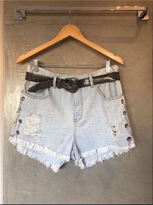 Short Jeans Correntes