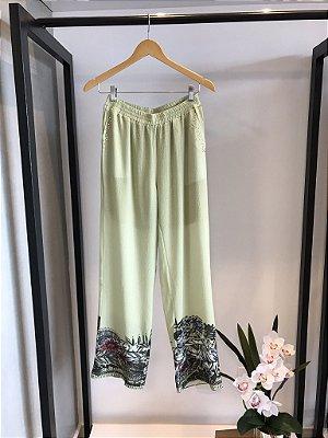 Calça Pantalona Floric
