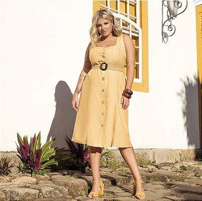 Vestido Linho Nina