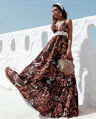 Vestido Sahara