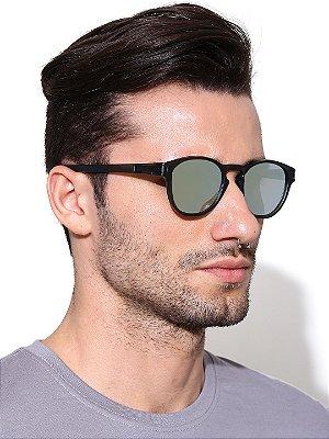 Óculos de Sol Oakley Round Espelhado Prata Latch Squared Lançamento  Masculino e Feminino 4c1127f0c7