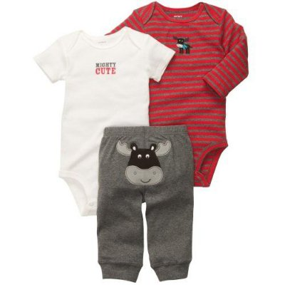 MIGHTY CUTE ALCE KIT BODY E CALÇA
