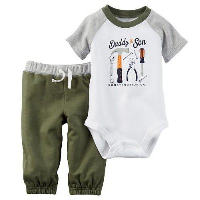 DADDY & SON CONJUNTO