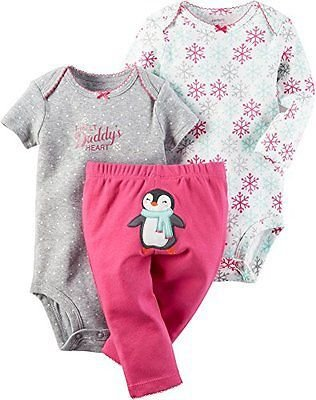 PINGUIM KIT DE BODIES E CALÇA