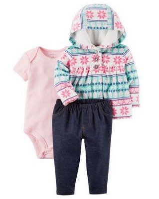 CONJUNTO FLEECE ESTAMPADO