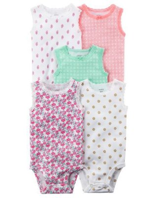 KIT DE BODIES REGATA FLORAL