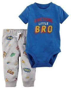 CONJUNTO AWESOME LITTLE BRO