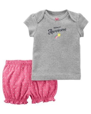 CONJUNTO TOTALLY AWESOME
