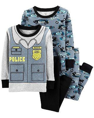 PIJAMA POLICIA