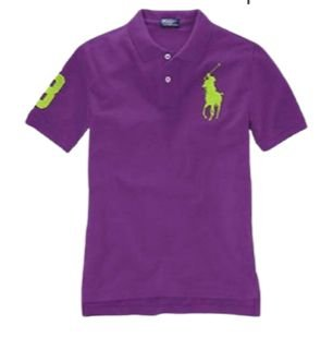 CAMISETA POLO RALPH LAUREN