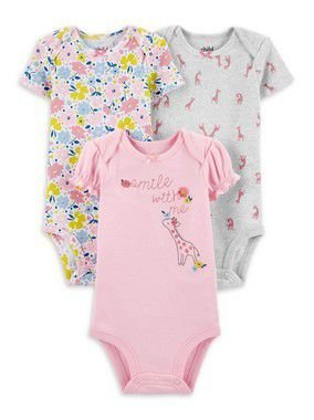KIT DE BODIES GIRAFA CHILD OF MINE BY CARTER'S