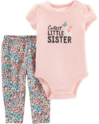 CONJUNTO LITTLE SISTER