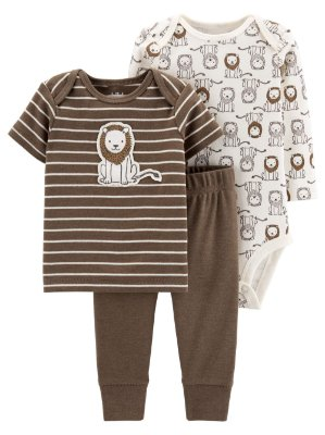 CONJUNTO LION CHILD OF MINE BY CARTER'S