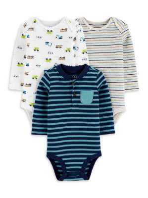 KIT DE BODIES AUTOS CHILD OF MINE BY CARTER'S