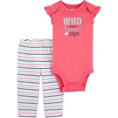 CONJUNTO WHO CHILD OF MINE BY CARTER'S