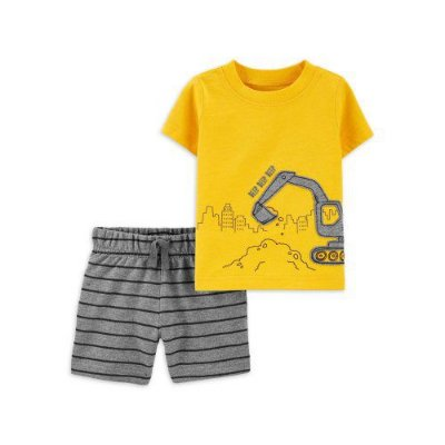 CONJUNTO TRATOR CHILD OF MINE BY CARTER'S