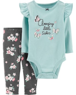 CONJUNTO AMAZING LITTLE SISTER
