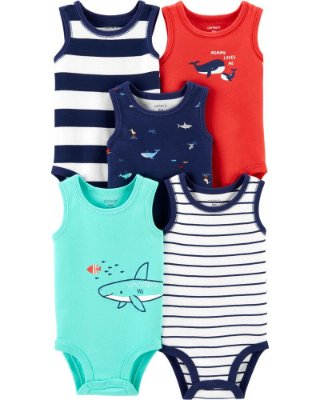 KIT DE BODIES REGATA SHARK