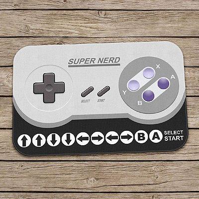 Tapete Decorativo Gamer Cheat Code 16-bits