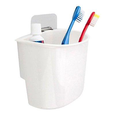 Suporte Escova de Dentes Creme Dental Pasta Banheiro