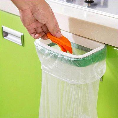 Suporte para Saco de Lixo Economiza espaço