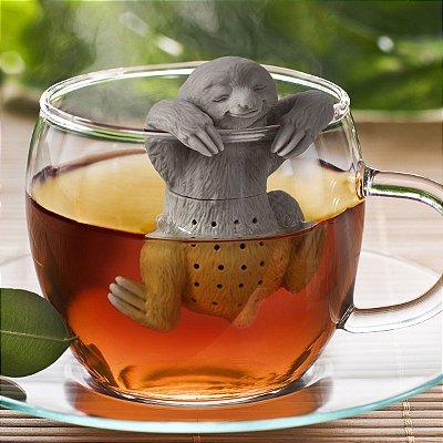 Infusor de Chá Bicho Preguiça