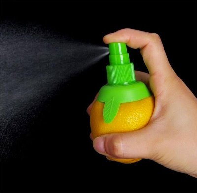 Spray Borrifador Prático Direto na Fruta