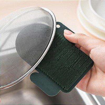 Esponja Escova Cacto Flexível
