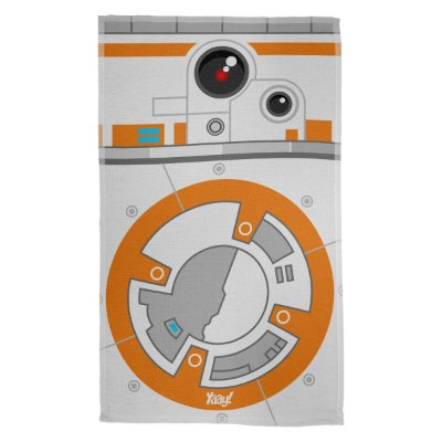 Pano Decorativo Multiuso Geek Side Faces - BB