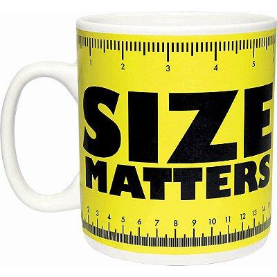 Caneca Gigante XXL Size Matters - 900ml