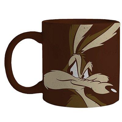 Caneca Looney Tunes Coyote