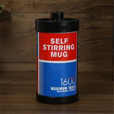 Copo Self Stirring Mug - Rolo de Filme