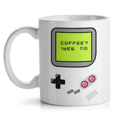 Caneca Game Mugboy