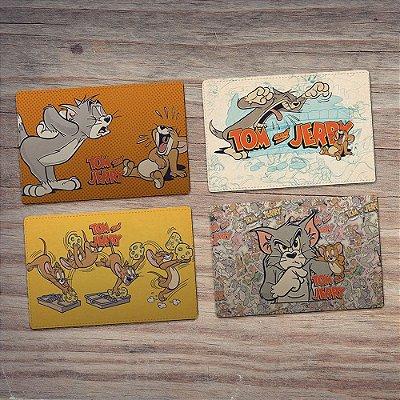 Jogo Americano Tom e Jerry - set com 4 unidades