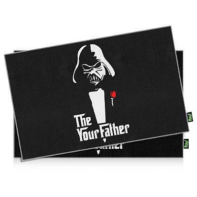 Jogo Americano Geek Side - The Your Father - 2 peças